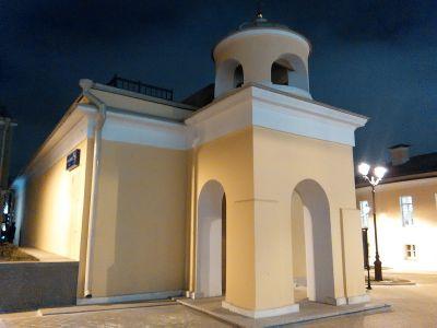 Подробнее: Храм днем и ночью