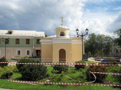 Подробнее: Москва и москвичи: вечер в храме Святого Благоверного князя Александра Невского
